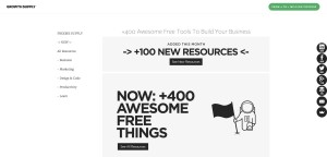 400 Awesome Free Things for Entrepreneurs and Startups